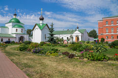 Russia. Murom Transfiguration Monastery Royalty Free Stock Photos
