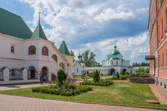Russia. Murom Transfiguration Monastery Royalty Free Stock Photography