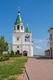 Russia. Murom Transfiguration Monastery Stock Images