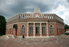 Russia, museum, Tsaritsino Stock Photos