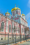 Russia. Orel. Cathedral of Our Lady of Smolensk. Stock Photo