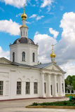Russia, Orel - Epiphany Cathedral.  Russia. Orel. Royalty Free Stock Photo