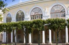 Russia. Palace in Pavlovsk, near St.Petersburg, Stock Photo