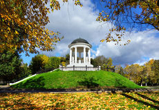 Russia, Pavilion in Kostroma city Stock Photo