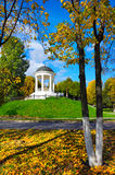 Russia, Pavilion in Kostroma city stock photos