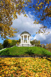 Russia, Pavilion in Kostroma city royalty free stock photo