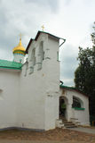 Russia, Pechory. St. Nicholas Church of the Pskov-Caves Monastery. Royalty Free Stock Photography