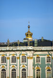 Russia. Petersburg. A winter Palace. (The Hermitage) Stock Image