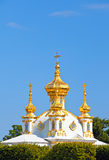 Russia, Petrodvorets-Peterhof Palace Royalty Free Stock Image