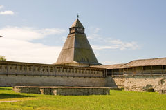 Russia. Pskov Kremlin (Krom) Stock Photo