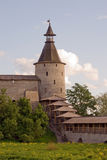 Russia. Pskov Kremlin (Krom) Royalty Free Stock Photo