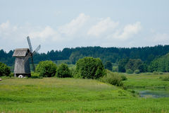 Russia. Pskov Region. Stock Photo
