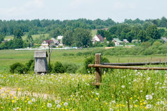 Russia. Pskov Region. Royalty Free Stock Photo