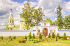 Russia Resurrection monastery Uglich Royalty Free Stock Photo
