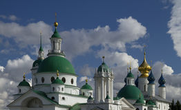 Russia. Rostov the Great. Royalty Free Stock Photo