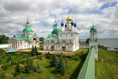 Russia, Rostov the Great town Stock Image