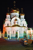 Russia. Rostov region. Bataiysk. Holy Trinity Church Stock Photo