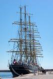 Russia's barque Kruzenshtern Stock Image