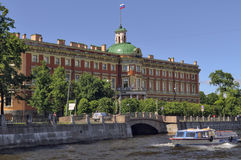 Russia, Saint-Petersburg, Royalty Free Stock Images