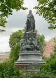 Monument To Catherine The Great. royalty free stock photo