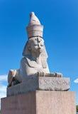 Russia. Saint petersburg. Sphynxes Stock Images
