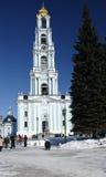Russia. Seriev Posad. The Trinity-Sergius Lavra in Sergiev Posad Stock Image