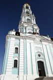 Russia. Seriev Posad. The Trinity-Sergius Lavra in Sergiev Posad stock photo