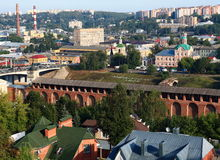 RUSSIA, SMOLENSK. Royalty Free Stock Images