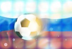 Russia Soccer Football Royalty Free Stock Photo