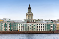 Russia. St.-Petersburg.  cabinet of curiosities- odditorium Stock Photography