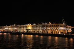 Russia, St. Petersburg, the Hermitage Royalty Free Stock Photography