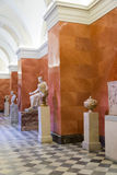 Russia, St. Petersburg, Russian Sculpture Hall at  Hermitage Stock Photography