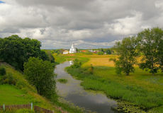 Russia. Suzdal. Royalty Free Stock Photo