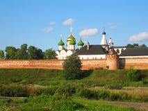 russia suzdal Fotografia Stock