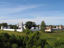 Russia. Suzdal. Travel in Russia. The Golden Ring. Suzdal. Convent of the Intercession. (Pokrovskiy monastery Stock Photos