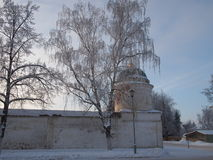 Russia.Suzdal. Royalty Free Stock Photo