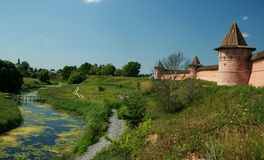 Russia, Suzdal, Landscape Stock Photography
