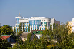 Russia. Tambov. Building of Rosreestr Royalty Free Stock Image