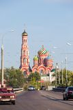 Russia. Tambov. Cathedral of the Ascension Royalty Free Stock Images