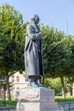 Russia. Tambov. Monument to composer Sergei Rachmaninoff Stock Photography