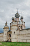Russia. Town of Rostov the Great. Rostov Kremlin Stock Photography