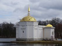 Russia. A trip to Central Russia. Pushkin. Spring Royalty Free Stock Images