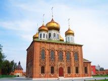 russia tula Arkivbilder