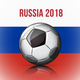 Russia 2018 Royalty Free Stock Photos