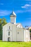 Russia Veliky Novgorod Church Procopius Royalty Free Stock Photo
