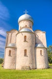 Russia Veliky Novgorod Church  Savior  Nereditsa Royalty Free Stock Photos