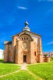 Russia Veliky Novgorod Church  St Paraskeva Speculations Royalty Free Stock Photo