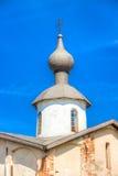 Russia Veliky Novgorod Church of St Paraskeva on Speculations Stock Photos