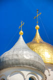 Russia Veliky Novgorod  Kremlin St. Sophia Cathedral Stock Photography