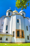 Russia Veliky Novgorod  Kremlin St. Sophia Cathedral Stock Photos